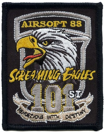 Ecusson airsoft : ecusson_airsoft_88_screaming_eagles