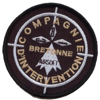Ecusson airsoft : ecusson_airsoft_compagnie_intervention_bretonne