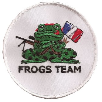 Ecusson airsoft : ecusson_airsoft_frogs_team