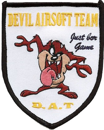 Ecusson airsoft : ecusson_devil_airsoft_team