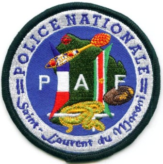 Ecusson police : ecusson_police_nationale_saint_laurent_du_maroni
